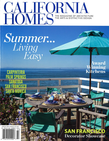 CA Homes Summer LIving Easy_Cover